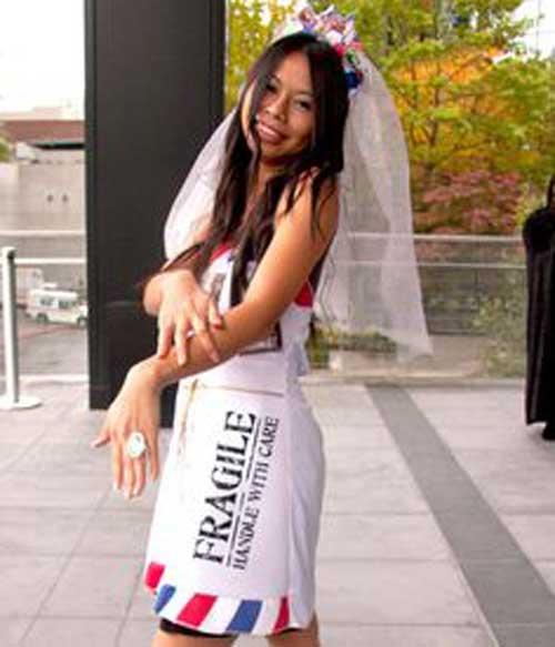 4.) Mail-order Bride