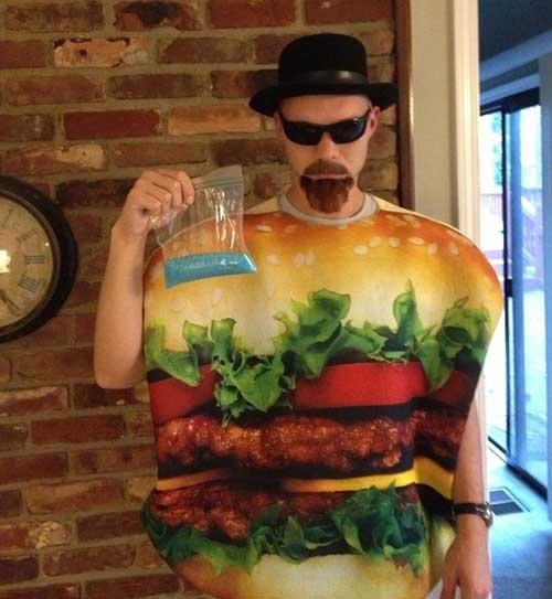 1.) Heisen-burger